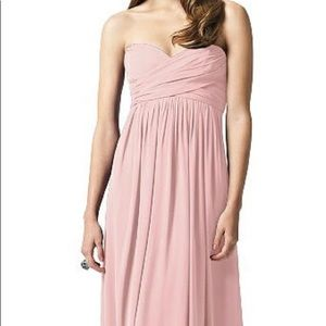 NWT Dessy collection Rose size 6 dress